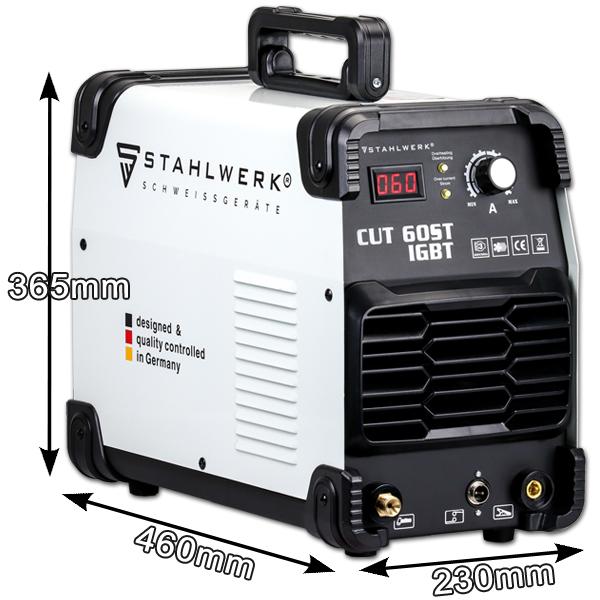 Plasmaschneidgerät IGBT CUT60 Pilot Arc Inverter Plasmaschneider 60A