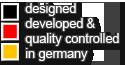 Developed in Germany