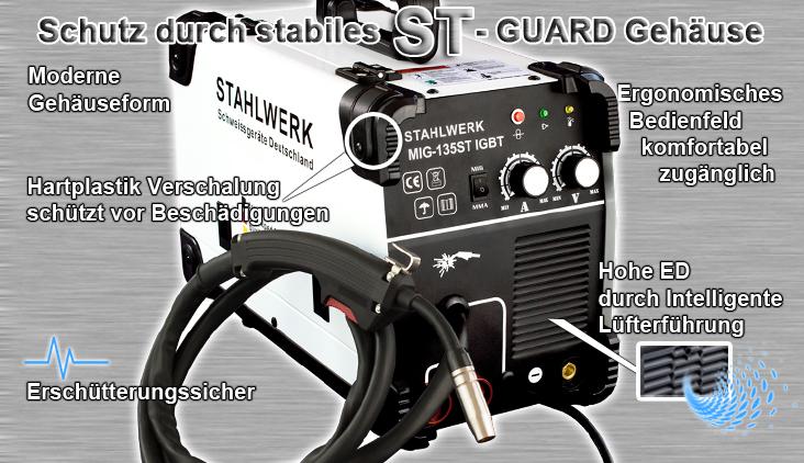 STAHLWERK ST-GUARD