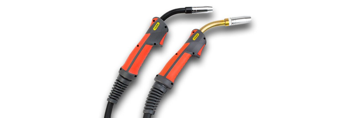 MIG MAG torches