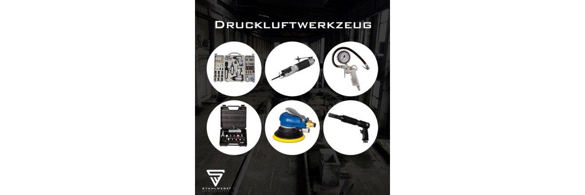 STAHLWERK Druckluft-Werkzeuge -