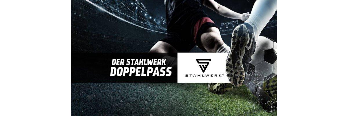 Der STAHLWERK Doppelpass -