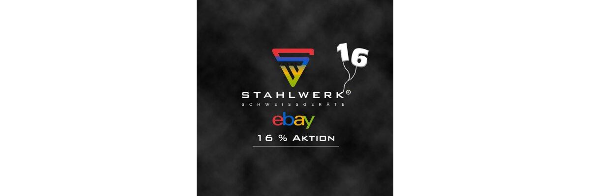 16 years of eBay! -