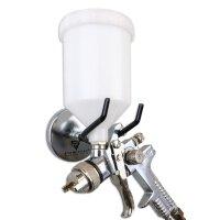 Magnetic holder for spray gun