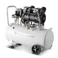 STAHLWERK compressed air whisper compressor ST 310 Pro...