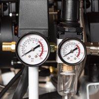 Compresseur dair STAHLWERK ST 510 Pro 50L, 8 Bar, 240L/min
