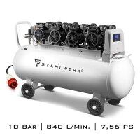Druckluft Kompressor STAHLWERK ST 1508 pro