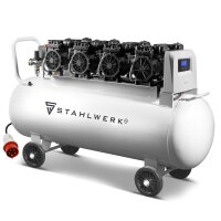 Air Compressor STAHLWERK ST 1510 pro - 10 Bar