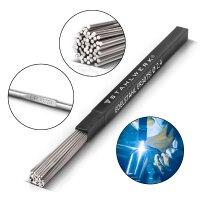 TIG welding filler rods STAHLWERK steel / stainless steel set / Ø 2,5/2,4 x 500 mm / 1 kg