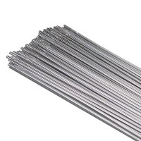 TIG welding filler rods steel / stainless steel / aluminum set / Ø 1,6 x 500 mm / 1 kg