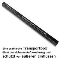 TIG welding willer rods STAHLWERK Steel / stainless steel / aluminum set / Ø 2,5/2,4 x 500 mm / 1 kg / 0,8 kg