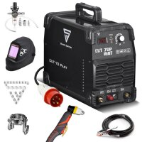 Plasma cutter  CUT 70 P IGBT - full equipment
