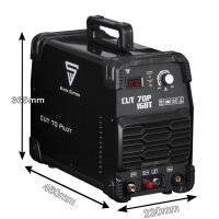 Plasma CUT 70 P IGBT - Vollausstattung