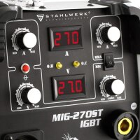 MIG 270 ST IGBT- Attrezzatura completa