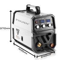 Máquina de soldadura MIG 155 ST IGBT
