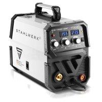 STAHLWERK MIG 155 ST IGBT- full equipment set