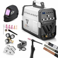 DC TIG 200 PULSE ST - full equipment set