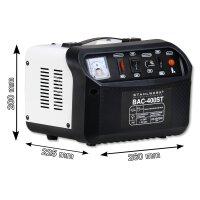 STAHLWERK Caricabatterie BAC-400 ST