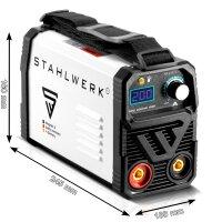 Equipement complet ARC 200 MD IGBT - Soudage DC MMA/électrode 200 ampères