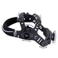 Fully automatic helmet STAHLWERK ST-950XW white shiny