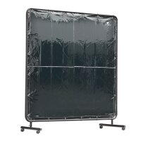 Welding protection wall 1.8m x 1.8m mobile