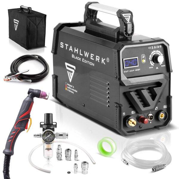 Découpeur à plasma avec allumage pilote et 40 ampères