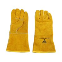 Welding Protective Clothing Set welding gloves thick + apron