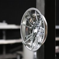 Magnetschale + Magnetarmband + Magnetleiste Set