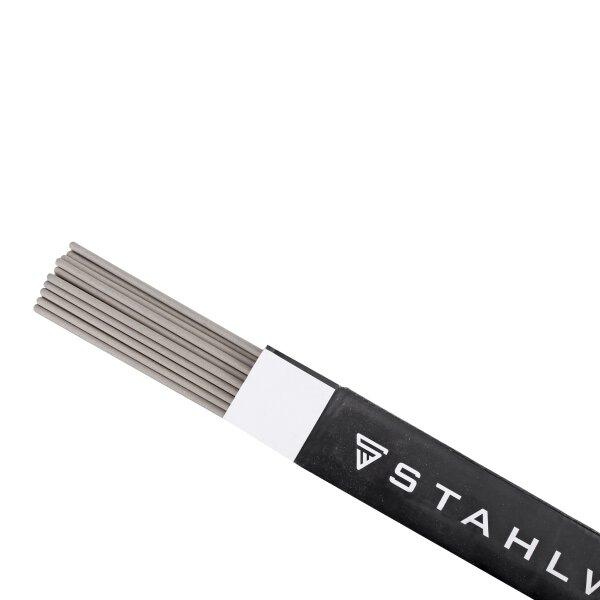 Électrodes en baguette STAHLWERK AWS E6013RR recoubertes de rutile 3,2 mm 2 kg