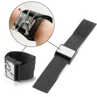 Magnetic bracelet for screws and small parts, set of 2