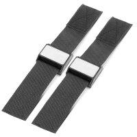 Bracelet magnétique pour vis, clous et petites pièces, kit de 2, grande puissance de maintien