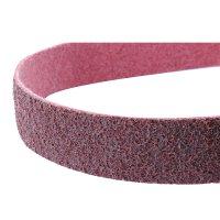 Sanding fleece nylon with medium grit 40 x 760 mm