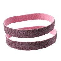 Sanding fleece nylon with medium grit 40 x 760 mm Set of 2