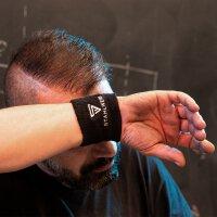 Wrist sweatbands Set of 4