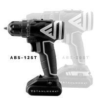 STAHLWERK Perceuse sans fil Brushless ABS-12 ST 12V/2Ah