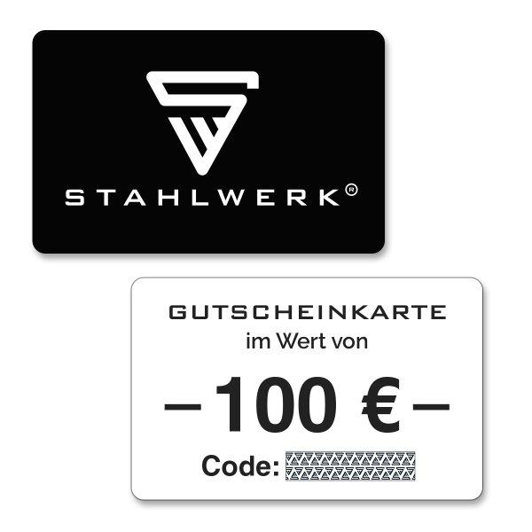 STAHLWERK Gutschein 100 €