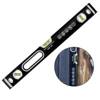 Spirit level with magnet aluminum 600 mm