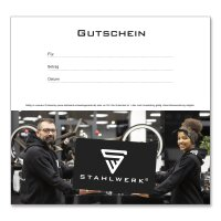 STAHLWERK Voucher 250 €