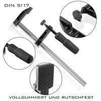 STAHLWERK Schraubzwinge 50 x 250 mm DIN 5117