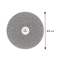STAHLWERK Diamond grinding discs for tungsten grinders 35...