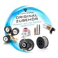 STAHLWERK MIG MAG Filo CuSi3 0,8 mm 1 kg