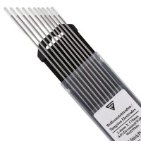 STAHLWERK Electrodos de Tungsteno 2,4 WZ8 Blanco