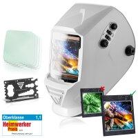 Vollautomatik-Schweißhelm ST-990 XW weiß...