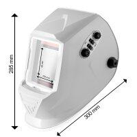 Vollautomatik-Schweißhelm ST-990 XW weiß glänzend