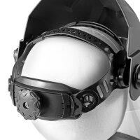 STAHLWERK Schleifmaske - Robuster Gesichtsschutz für Schleifarbeiten