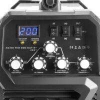 AC/DC STAHLWERK Plasma WIG 200  ST IGBT - Vollausstattung