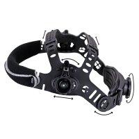Fully automatic helmet STAHLWERK ST-450RC carbonoptic