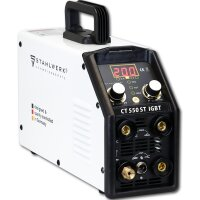 CT 550 ST IGBT - DC TIG/ MMA/ CUT - full equipment set