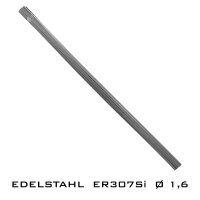 TIG Welding Filler Rods ER307-Si Stainless Steel / Ø 1,6 x 500 mm / 1 kg
