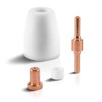 Wear parts kit 60 pcs for PT-31 plasma torch